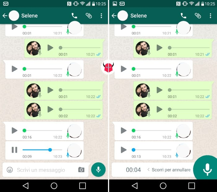 Favoloso Come inviare messaggi vocali con WhatsApp - WordSmart.it PW99