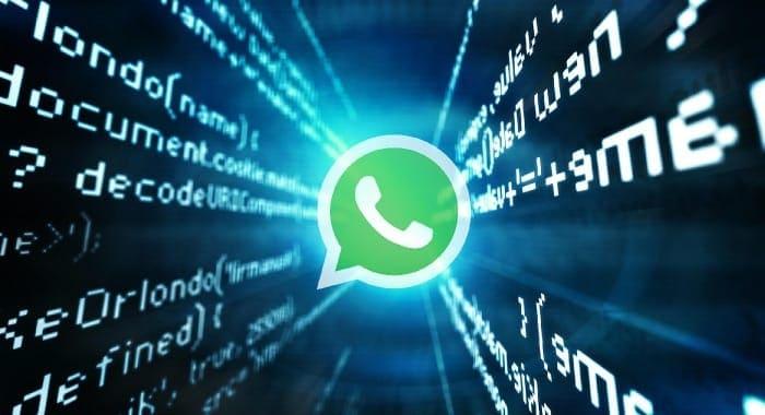 Vedere messaggi non crittografati WhatsApp