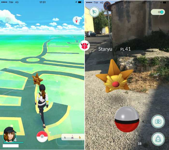 come funziona Poke Radar per Pokemon Go cattura con Poké Ball