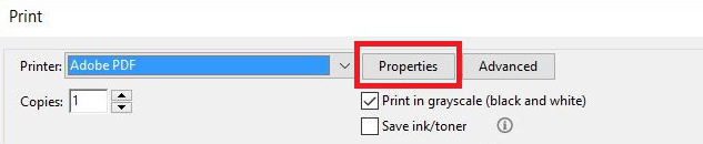 come installare una stampante PDF su Windows Adobe
