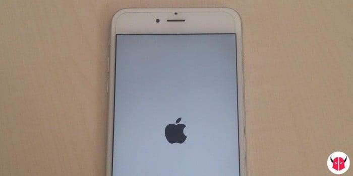 come riavviare iPhone con i tasti fisici spegnimento forzato