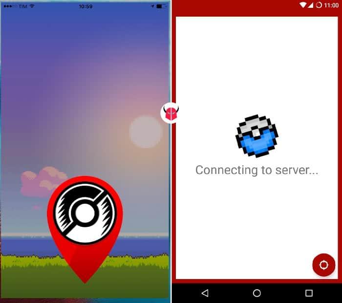 come trovare posizione Pokemon collegamento Poké Radar e PokéVision
