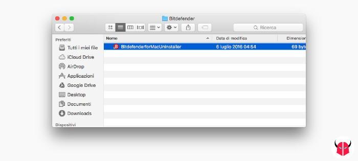 disinstallare programmi da Mac tramite Uninstaller