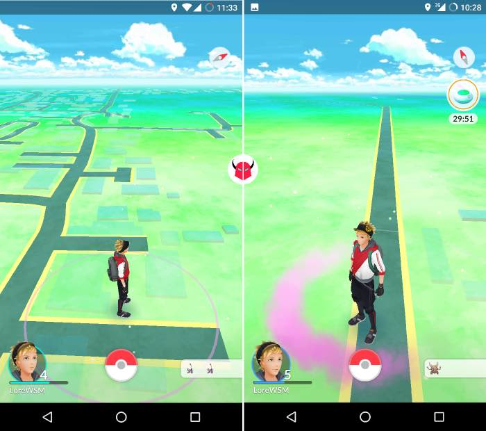 come far evolvere Eevee in Pokemon Go mappa e Aroma