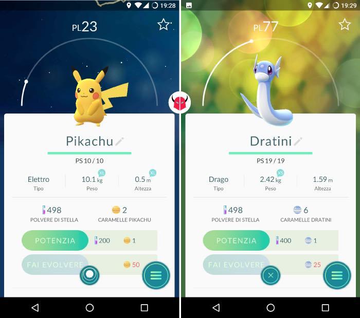 come trovare Pokemon rari in Pokemon Go habitat
