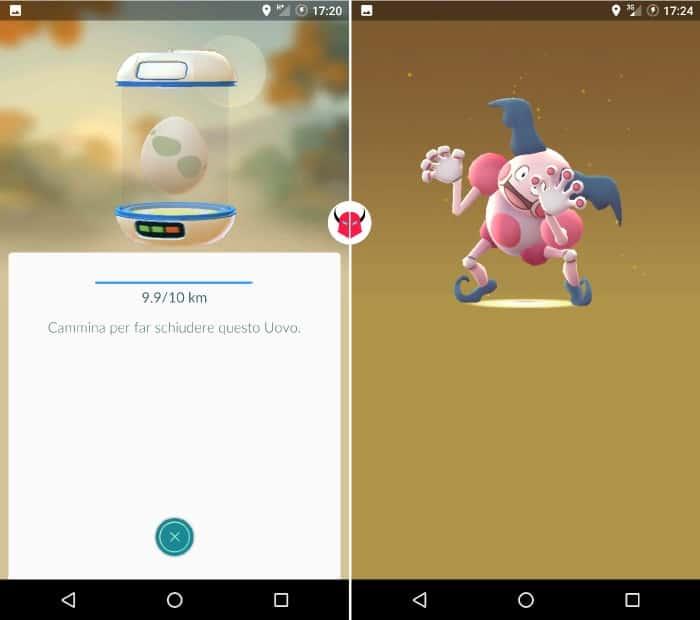 come trovare uova da 10 km in Pokemon Go lista