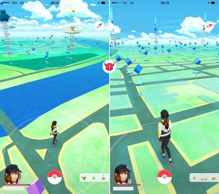 come trovare uova da 10 km in Pokemon Go mappa