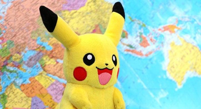 dove trovare Pikachu in Pokemon Go