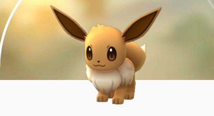 nomi evoluzioni Eevee per Pokemon Go