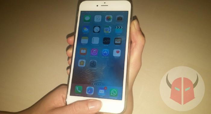 come fare screenshot iPhone tasti Home e Power