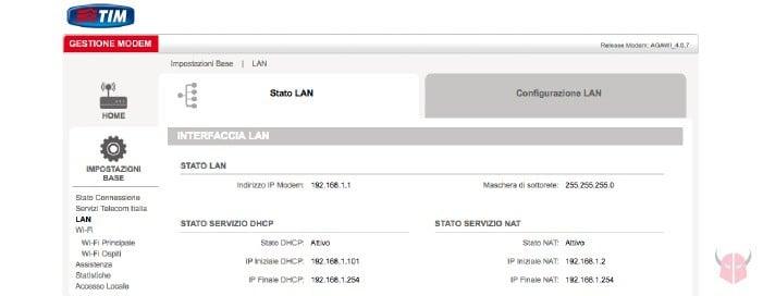 come impostare indirizzo IP statico PS4 range DHCP