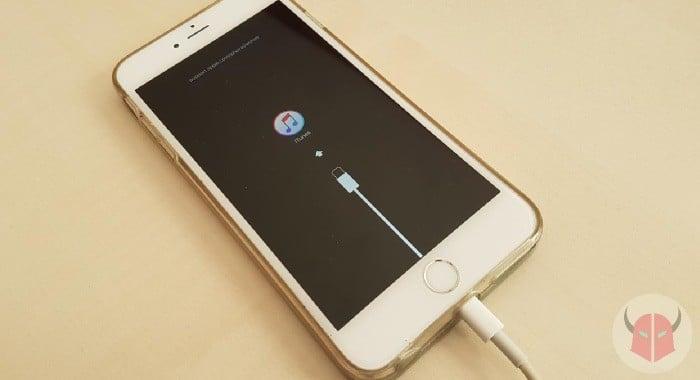 cosa fare se iPhone si blocca modalità DFU