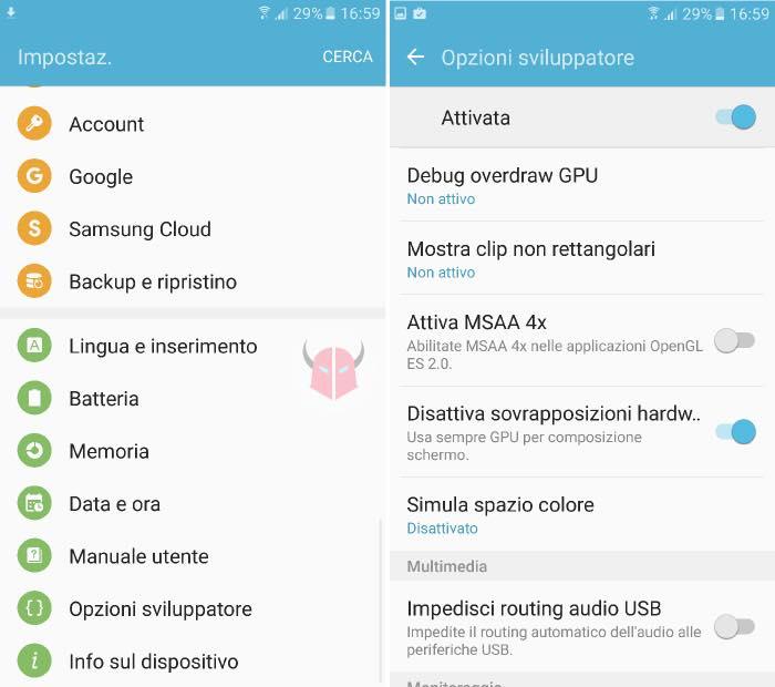 Come Disattivare Overlay Schermo Samsung Wordsmart It