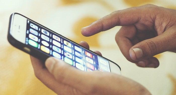 come verificare potenza segnale iPhone