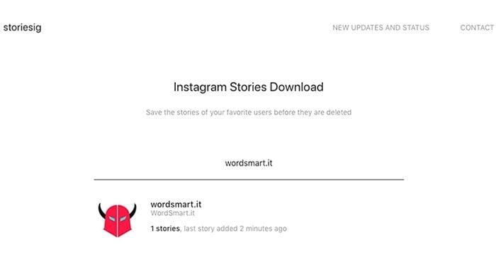 come vedere chi visita profilo WhatsApp Storiesig