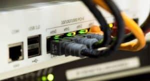 Come cambiare password al router