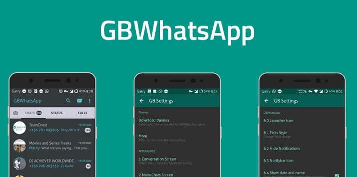come nascondere ultimo accesso su WhatsApp GBWhatsApp