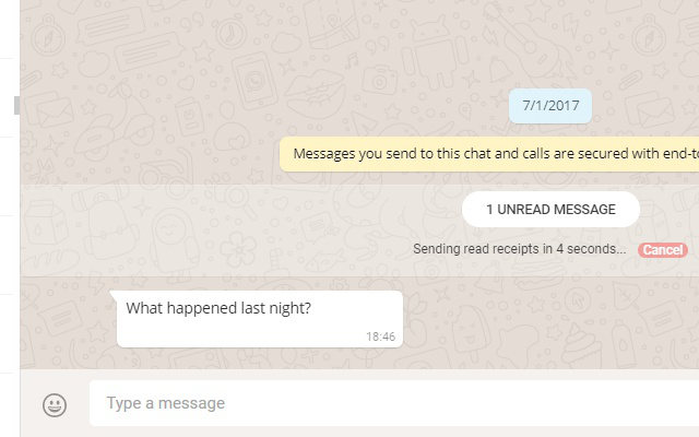 come nascondere ultimo accesso su WhatsApp WAIncognito