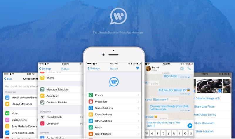 come nascondere ultimo accesso su WhatsApp Watusi 2