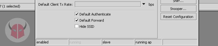 come proteggere una rete WiFi SSID nascosto
