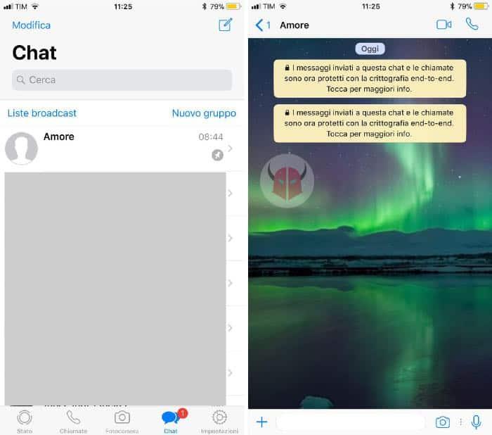 come scoprire se ti tradisce su WhatsApp immagine del profilo