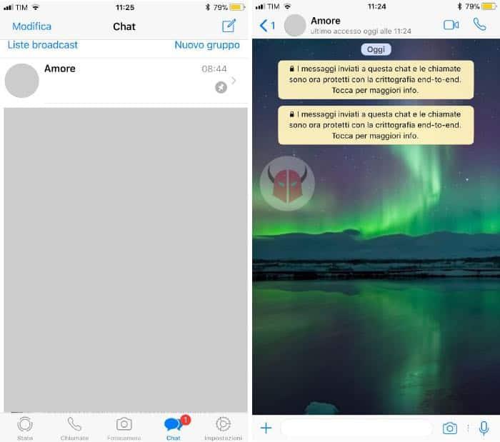 come scoprire se ti tradisce su WhatsApp ultimo accesso