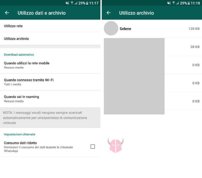come scoprire se ti tradisce su WhatsApp utilizzo archivio