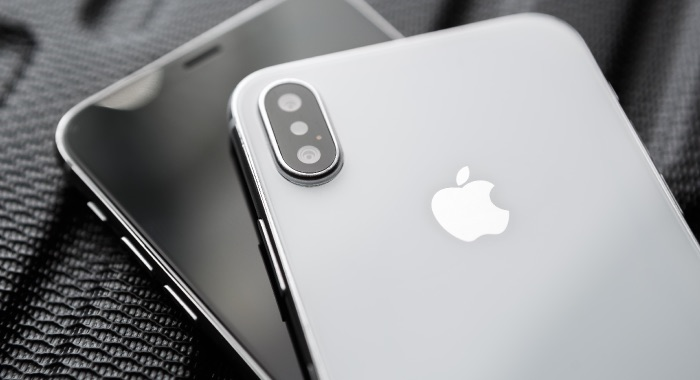 come spegnere iPhone X tasto laterale
