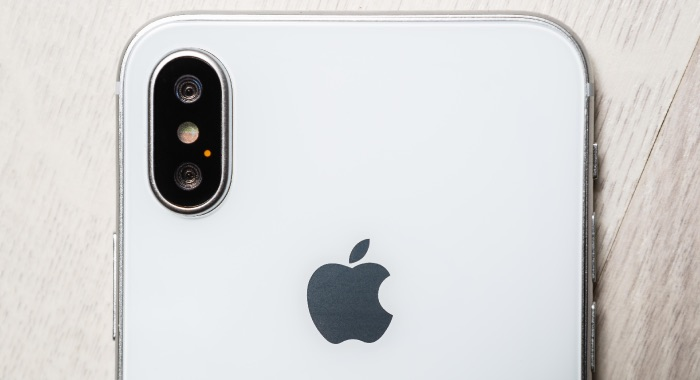 come spegnere iPhone X