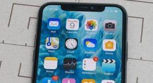 Come mettere percentuale batteria iPhone X