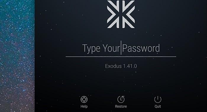 quotazioni criptovalute wallet Exodus