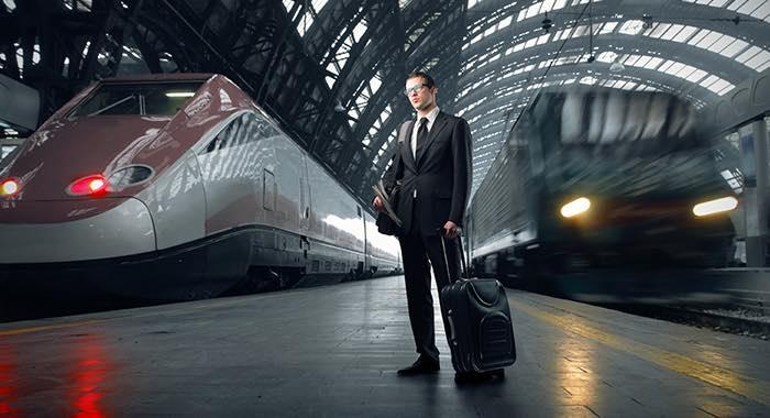 come vedere se un treno è in ritardo