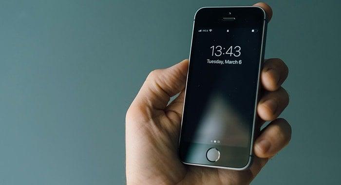 come togliere il codice di sblocco iPhone