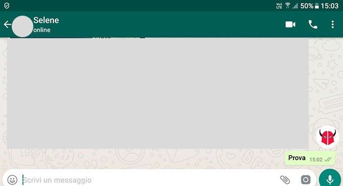 come vedere se un messaggio WhatsApp è stato letto scritta online
