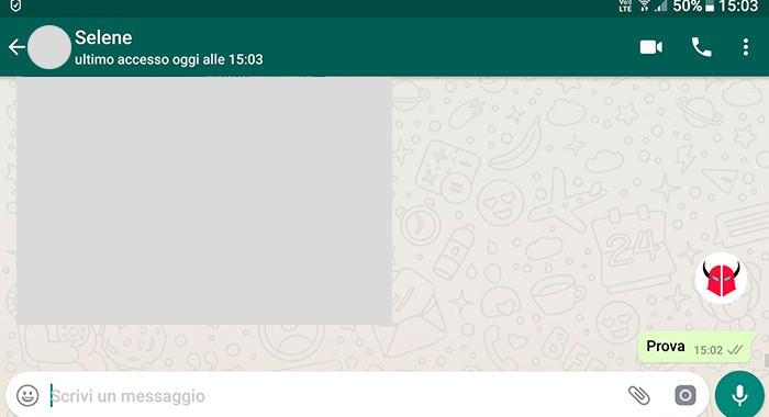 come vedere se un messaggio WhatsApp è stato letto ultimo accesso