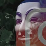 maschera dietro siepe logo Instagram nascondere mi piace