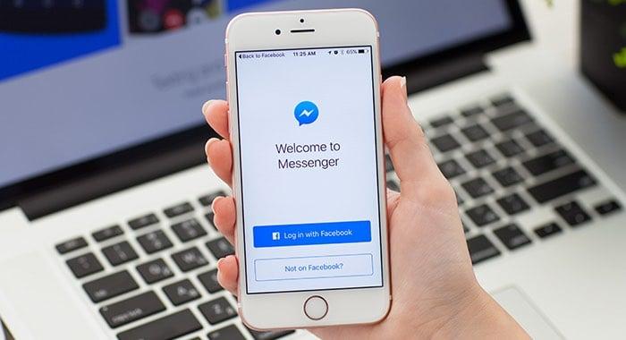 come cambiare lingua su Messenger
