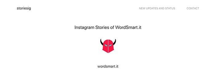 se blocco una persona su Instagram posso vedere le sue Storie storiesig