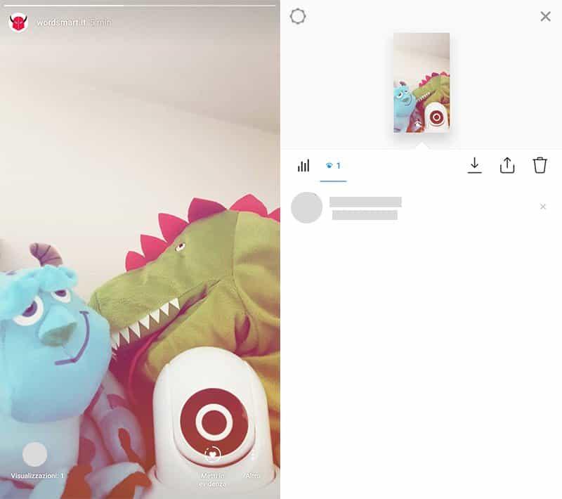 come vedere visualizzazioni Instagram Storie