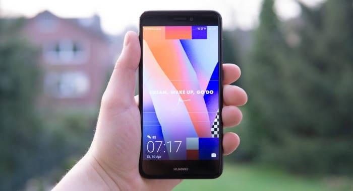 come cambiare font su Huawei
