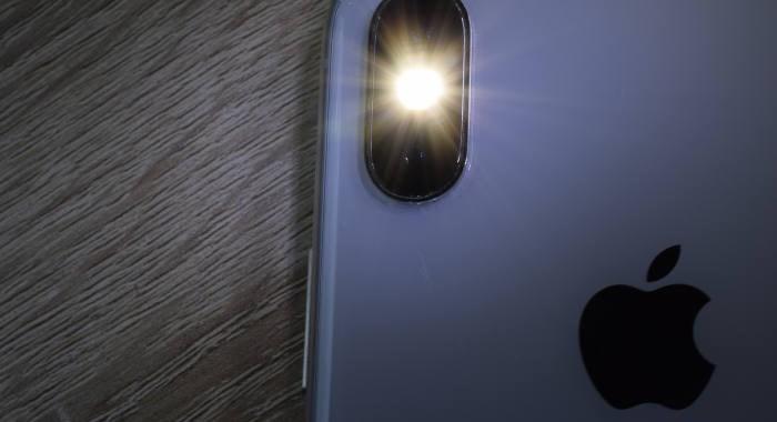 come fare Portrait Studio Light iPhone