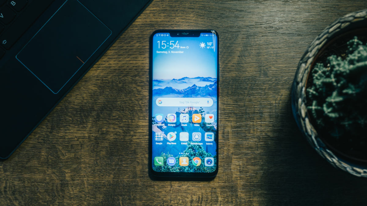 come fare screenshot Huawei combinazione tasti EMUI