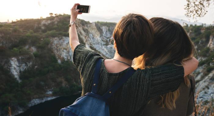 foto belle da mettere come profilo WhatsApp selfie