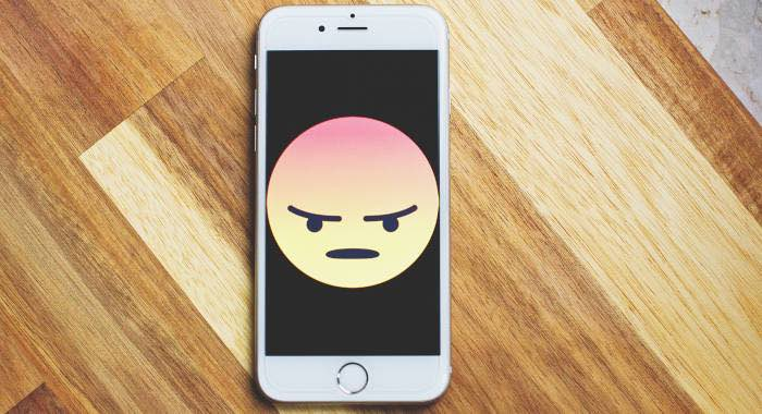 messaggio inviato ma non consegnato Messenger