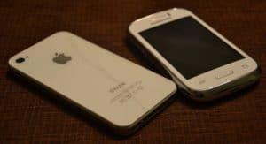 Come trasferire contatti da iPhone a Samsung