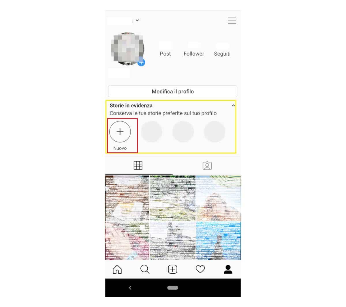 come condividere una storia su Instagram storie in evidenza
