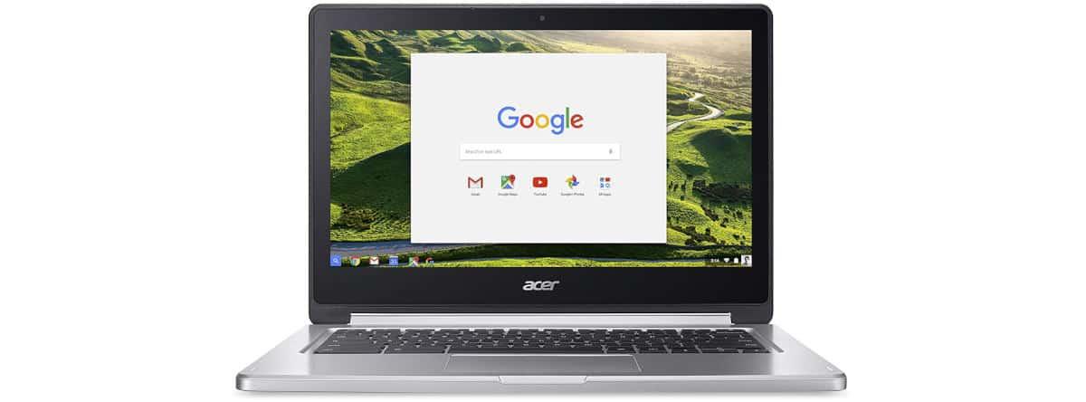 notebook economico Acer Chromebook R13