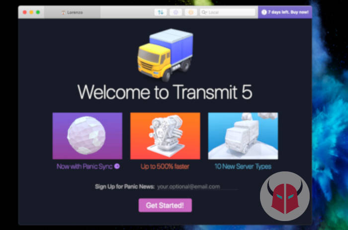 come creare server FTP Mac programmi client FTP Transmit