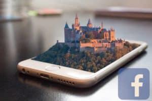 come fare foto 3D Facebook
