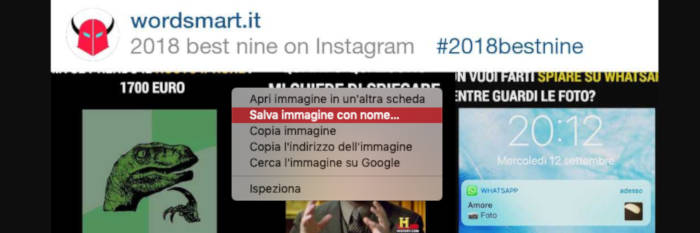 come scaricare Best Nine Instagram browser